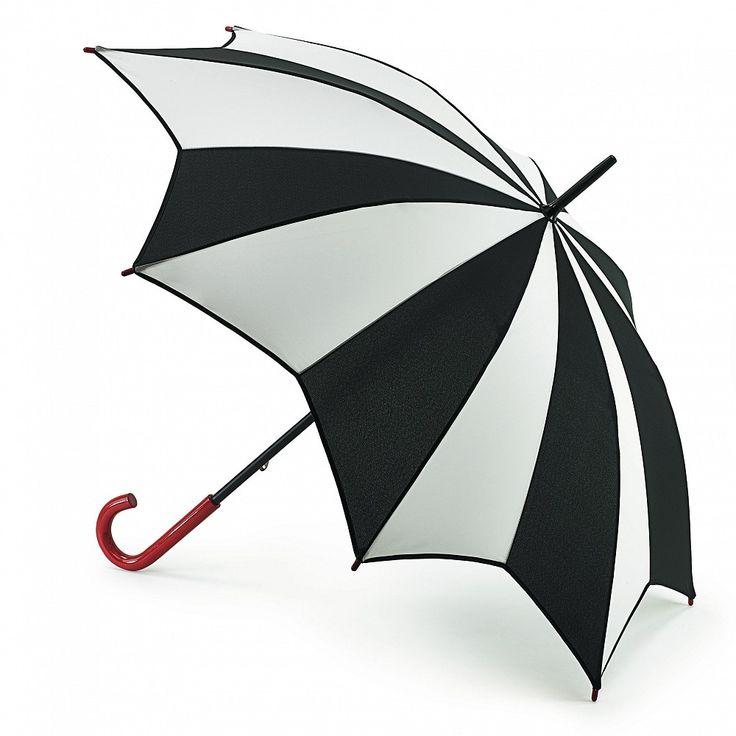 Lulu Guinness Kensington 2 Harlequin   Available From Fulton Umbrellas