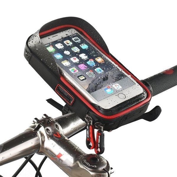 Wateproof Cycling Cellphone Holders Motorcycle Bicycle Lever