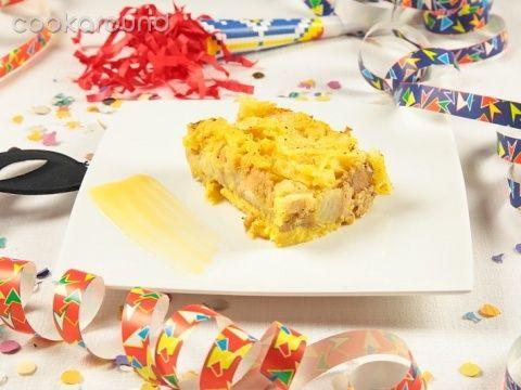 Budino di pane all'ananas | Cookaround