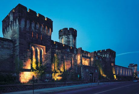 The Eastern State Penitentiary Ghost