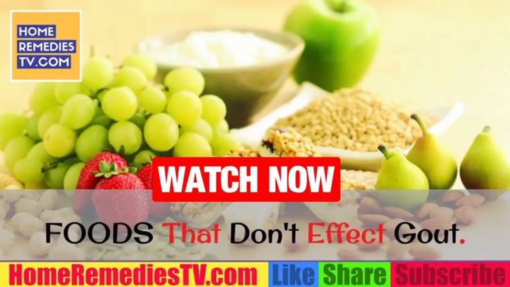 #HealthCareTips 5 FOODS That Don't Effect GOUT | What Foods Are NOT Bad for Uric Acid Level? GOOD Gout Foods to EAT #HealthyFoods