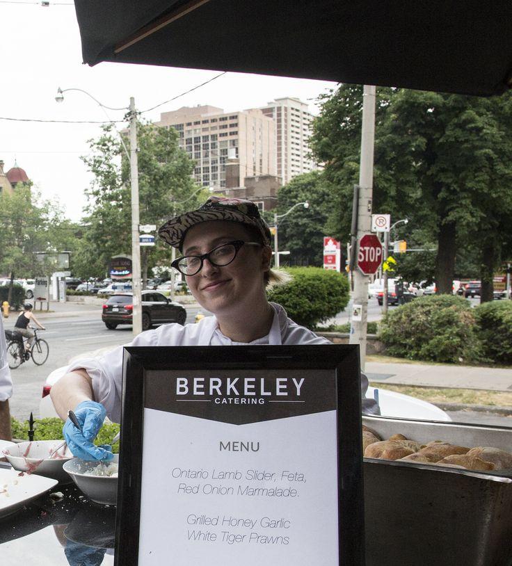 berkeley catering- toronto venue- toronto events