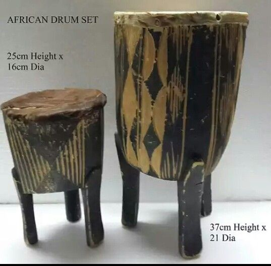 African Theme Props