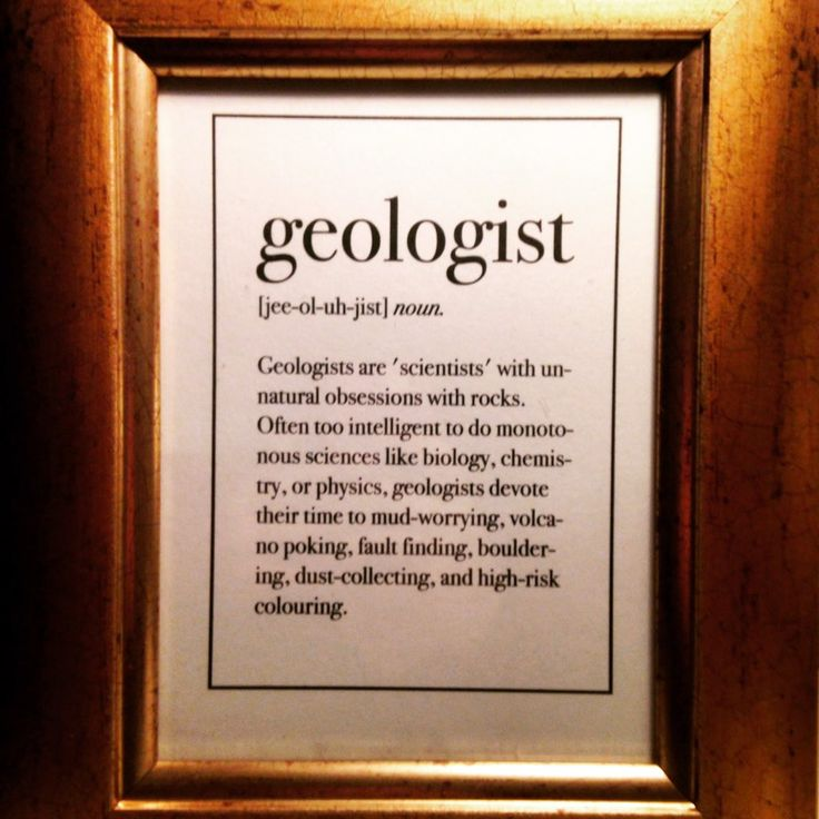 Geologist                                                                                                                                                     More