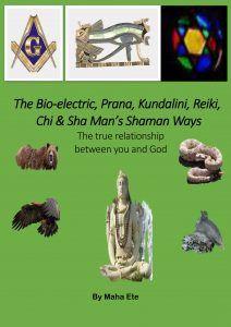 The Bio-electric, Prana, Kundalini, Reiki, Chi, Sha Man's Shaman Ways The True Relationship Between You, Your Energy and God