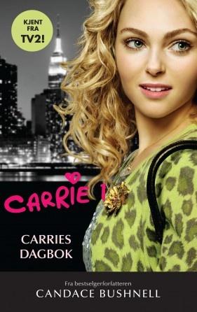 """Møt Carrie Bradshaw før """"Sex og singelliv"""". Slik hun var på high school - med venner, kjærester og forfatterdrømmer."""