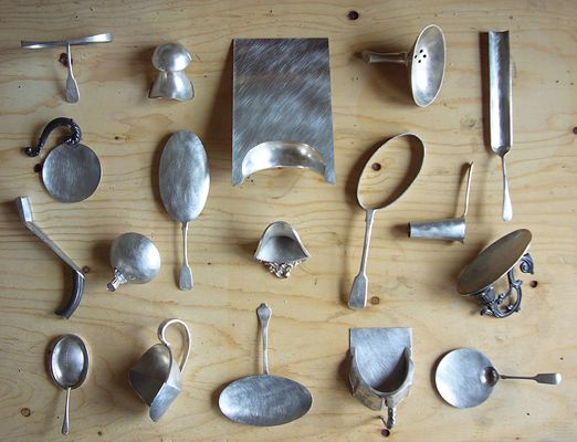 simone ten hompel silversmith - Google Search