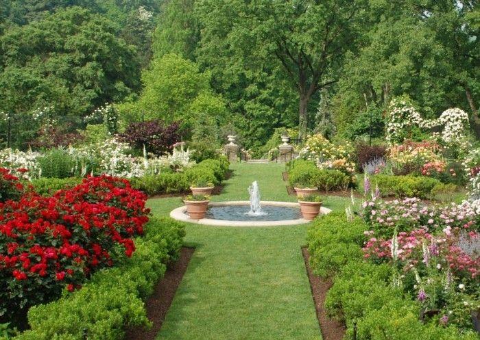 Rasenkante Und Beeteinfassung Zahlreiche Ideen Und Praktische Tipps Rasenkanten Gartendesign Ideen Garten