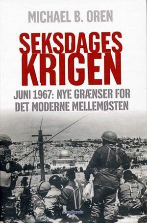 Læs om Seksdageskrigen - nye grænser for det moderne Mellemøsten. Udgivet af Scandinavia. Bogens ISBN er 9788772478418, køb den her