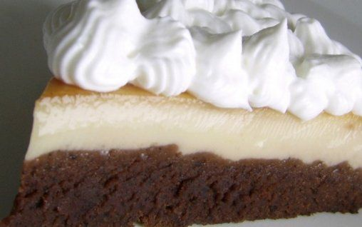 Retete Culinare - Kodrit kadir (Tort cu crema de zahar ars)