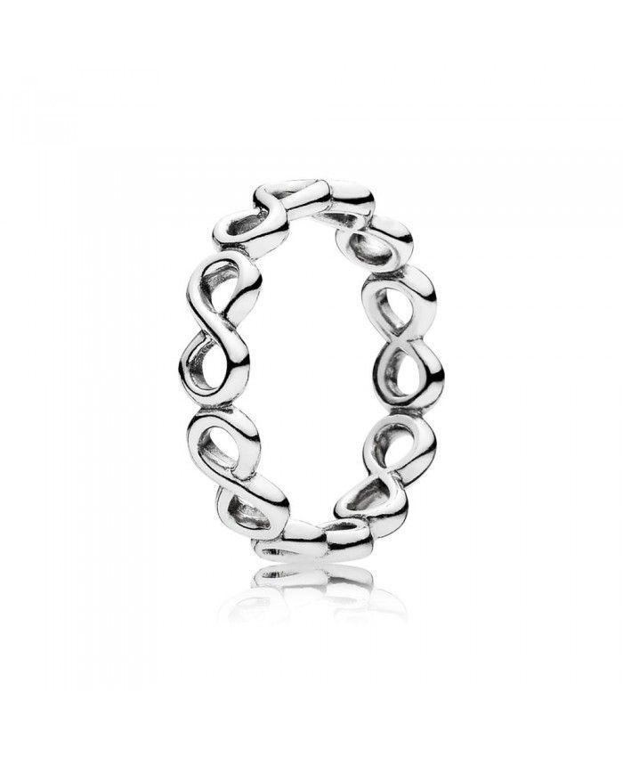 this Infinite Shine Ring is fashion to me