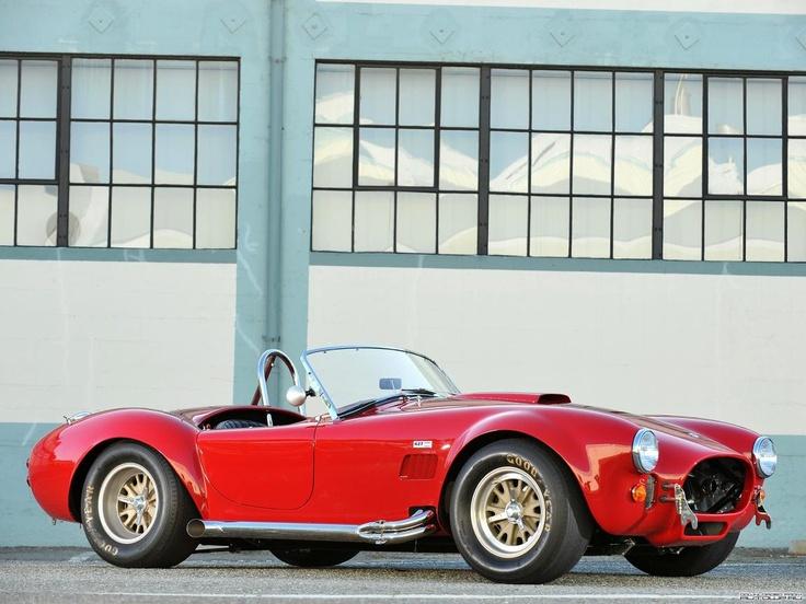 ❦ AC Cobra (MkIII) '1965–67