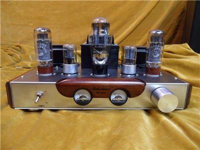 Cute Little Single Ended 10 Watt Chinese Amplifier