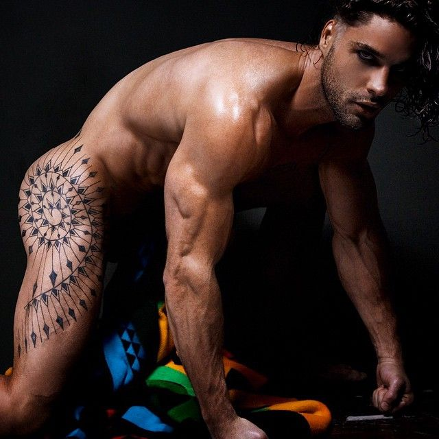Naked celebrities gay guys