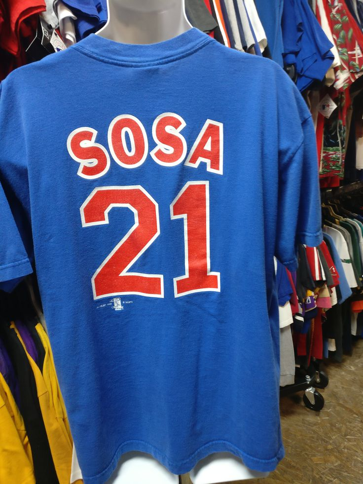 newest a2a38 7b4a4 21 sammy sosa jersey pick