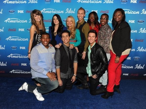 'American Idol': Season 12's final four perform two songs and one duet each