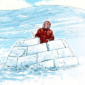 Arctic Engineering: We Learn to Build Like the Inuit Do