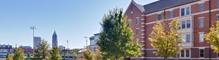Check Out This Site To Learn About The Different Buildings Of Georgia Tech S Freshman Experience Program The La Housing Options Residence Life Dorm Room Decor
