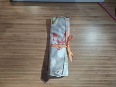 Set range couvert pour sac repas (Tuto)