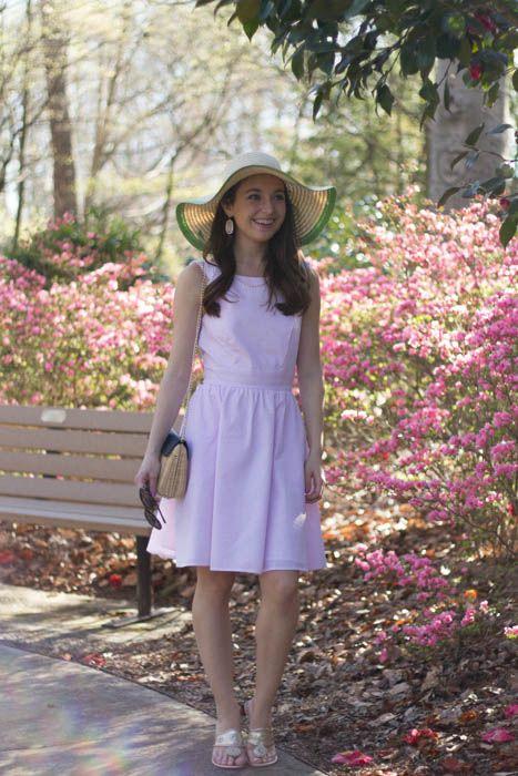 Caralina Style: Carolina Cup Outfit