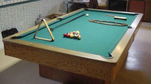24 best pool table size images on pinterest pool table sizes pool tables and pool table - Standard size of pool table ...