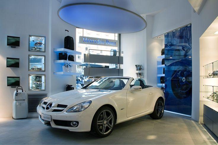 Negozio Mercedes Milano