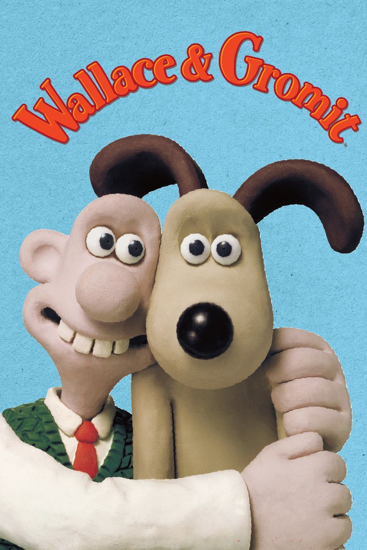 Wallace and Gromit (TV Show) Stop motion animation brings ...
