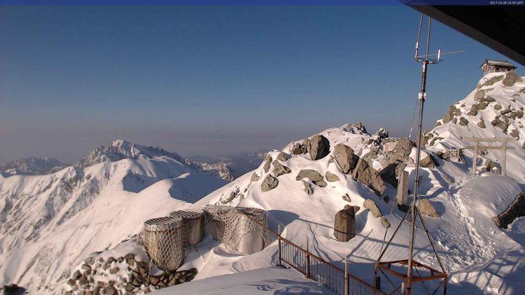 立山山頂ライブカメラ 立山黒部アルペンルート