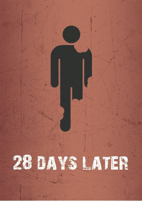 28 Days Later by andonismoushis
