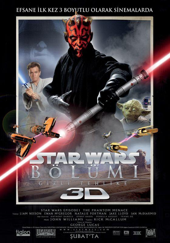Star Wars 1 - Yıldız Savaşları 1 Gizli Tehlike 1999 tek parça full HD 1080p izle, Star Wars 1 - Yıldız Savaşları 1 Türkçe Dublaj & Altyazılı izle, Star Wars Serisi izle, Yıldız Savaşları Serisi izle, Star Wars Filmleri izle, Yıldız Savaşları Filmleri izle