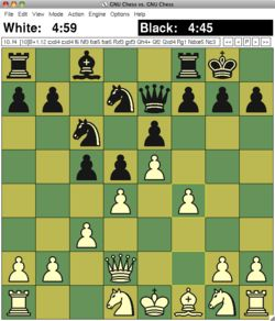 Popular Chess Game GnuChess Ported to Sailfish OS #Jolla