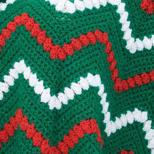 69 best crochet holiday afghans throws images on for Fave crafts knitting patterns