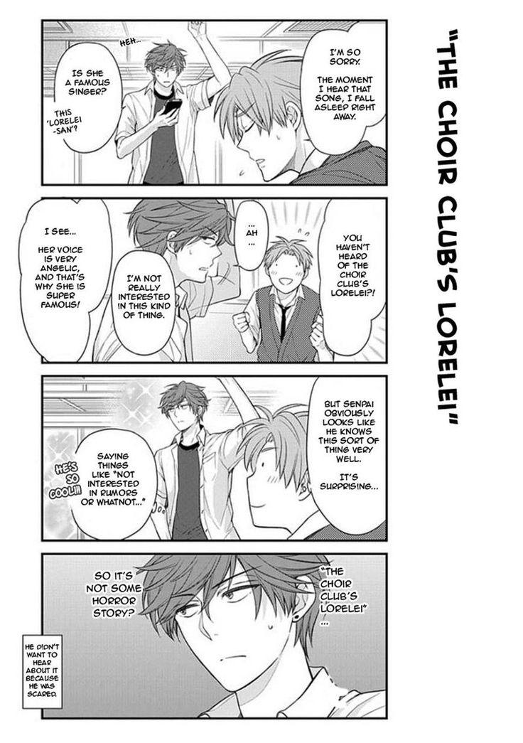 Gekkan Shoujo Nozaki-Kun 43 Page 5...*hugs mikorin*