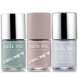 Nails Inc The Stone Tone nail polish collection
