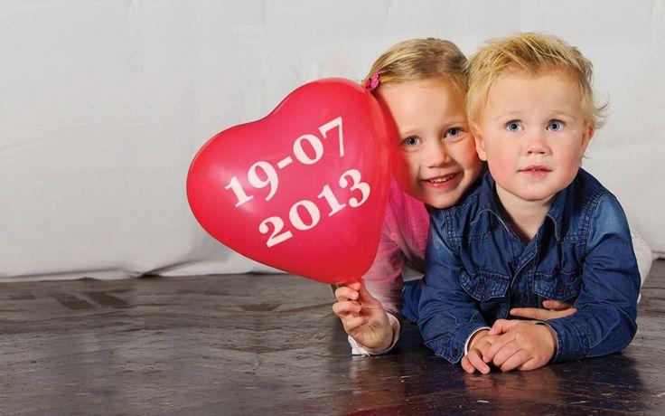 trouwuitnodiging kinderen foto - Google zoeken