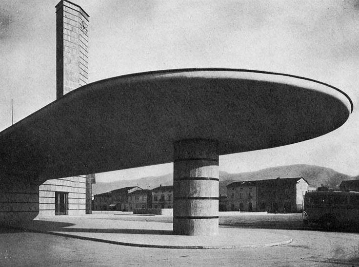 Stazione Montecatini Mazzoni Angelo