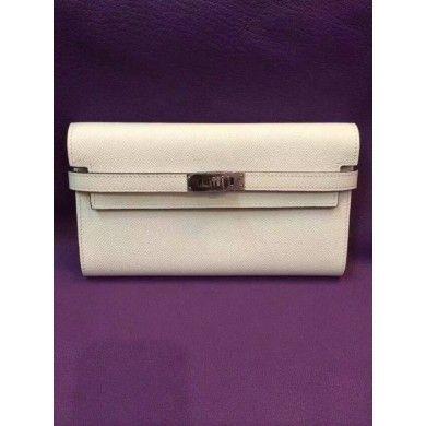 Hermes Kelly Long Wallet Clutch price on sale