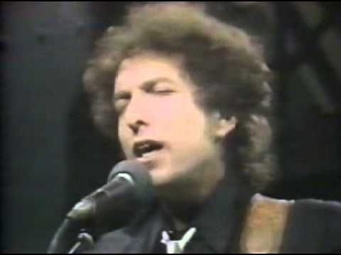 March 22: Bob Dylan at Letterman, NYC 1984 (videos) | All Dylan – A Bob Dylan blog