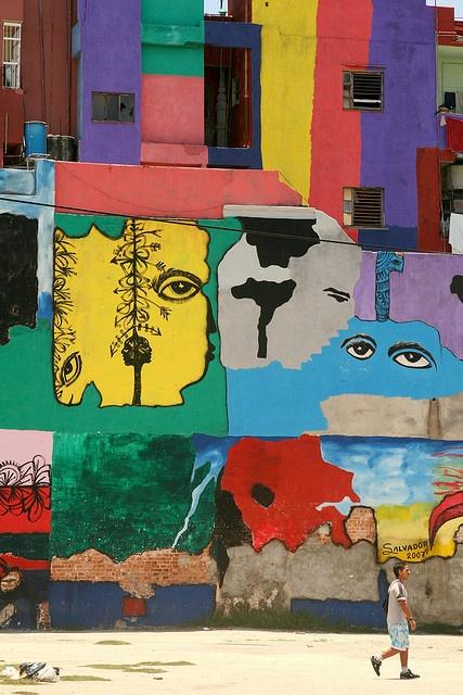 Graffiti in Habana