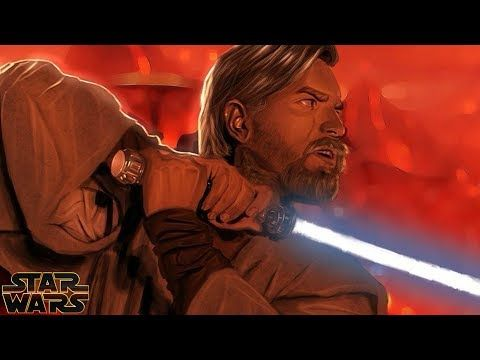 Spread the love - Compartir en Redes Sociales The FORBIDDEN Lightsaber Move Obi-Wan Used to Beat Anakin In many respects the Jedi master Obi-Wan Kenobi was the perfect Jedi master, however when he dueled his fallen apprentice Anakin Skwyalker on the planet of Mustafar he