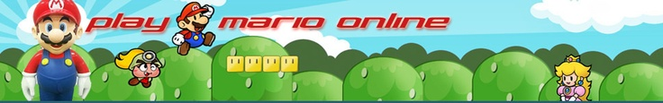 Play Super Mario Online Games for Free