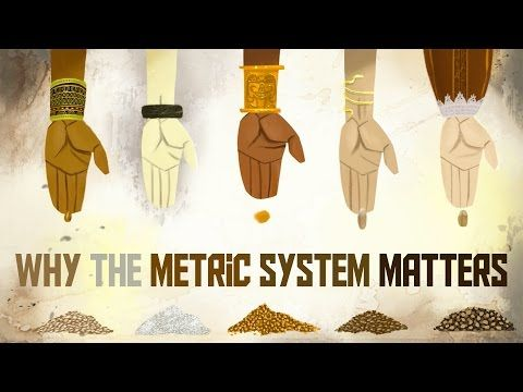For the majority of recorded human history, units like the weight of a grain or the length of a hand weren't exact and varied from place to place. Now, consistent measurements are such an integral part of our daily lives that it's hard to appreciate what a major accomplishment for humanity they've been. Matt Anticole traces the wild history of the metric system. More