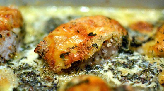 Lækker opskrift på saftigt kyllingebryst i ovn, som er nem og lige til at gå til med ingrediensliste og fremgangsmåde.