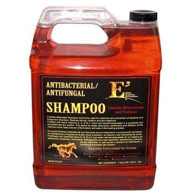 Elite EQ Antibacterial Antifungal Horse Shampoo Medicated Skin Rashes Rot Gal
