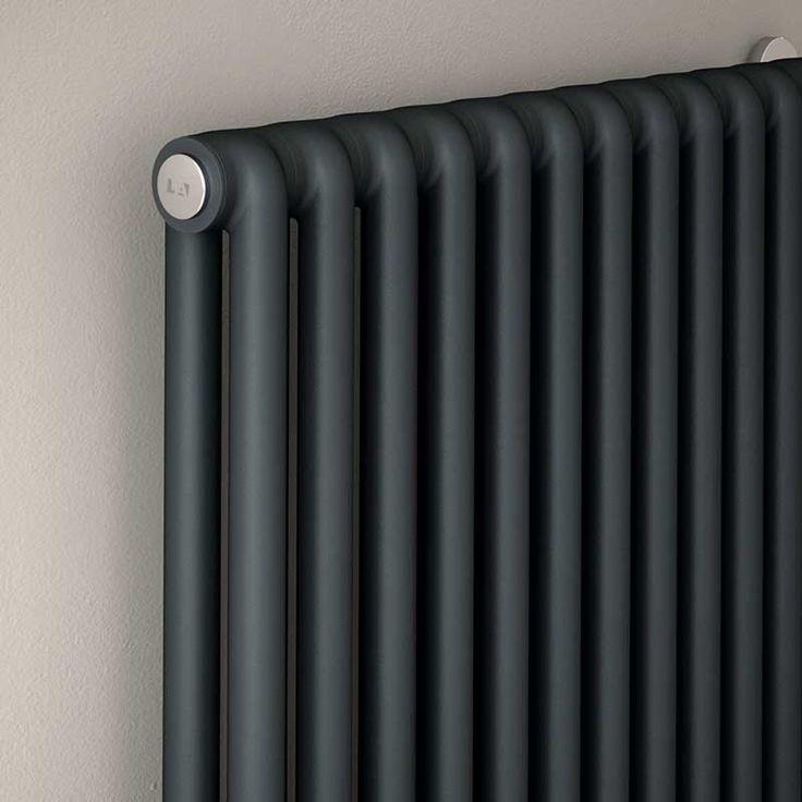 Kiclos 2 - radiatore tubolare in alluminio - Linea Architettura