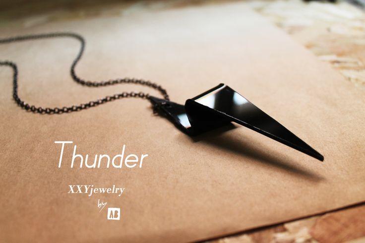 Black Thunder Necklace