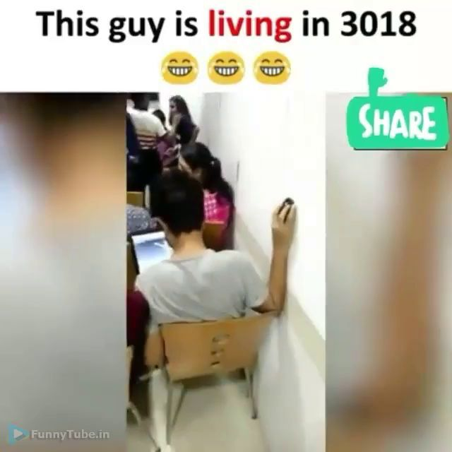 This Guy Lives In 3018 Funny Whatsapp Video Status Funny Videos Funny Whatsapp Videos Funny Gif Funny