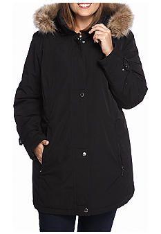 Gallery Snap Front Zip Jacket