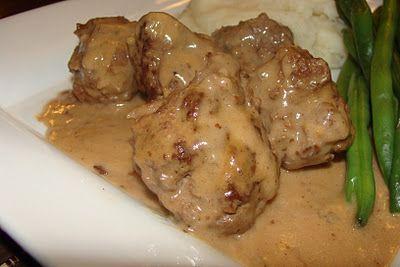 Boulettes porc/boeuf suédoises - Lili popotte
