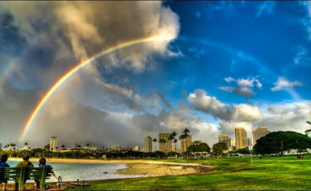 We look at the weather in Hawaii throughout the year on the different islands.